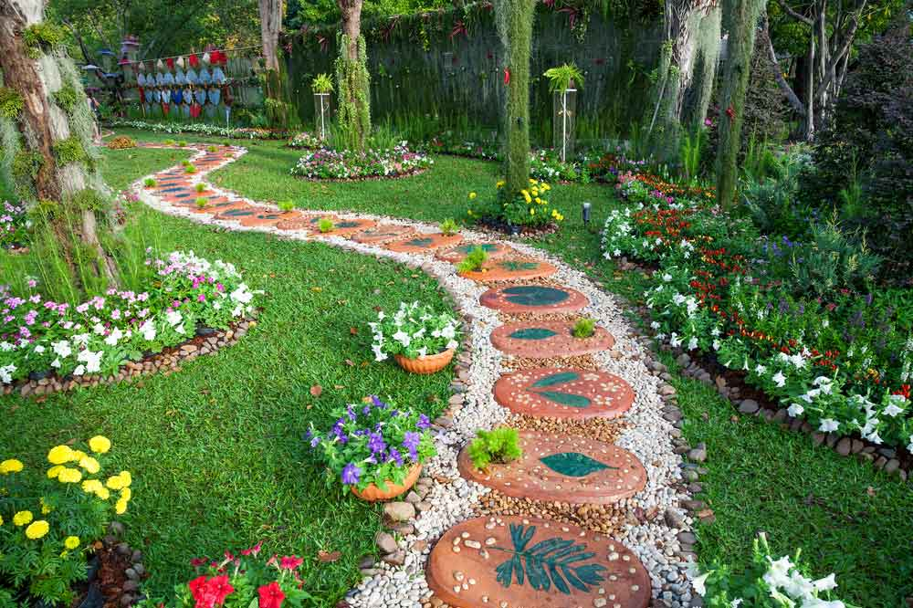 garden for home