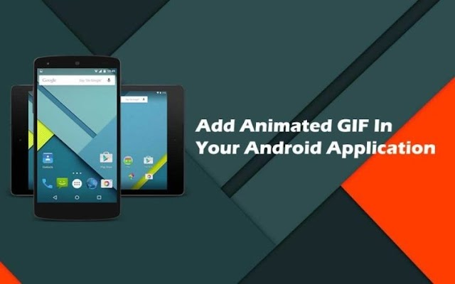 How to add Animated GIF in Android Studio in Android Application?