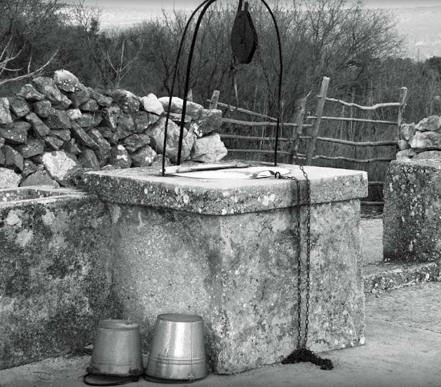 cisterna per l'acqua