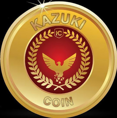 kazuki Coin : Mata Wang Masa Depan