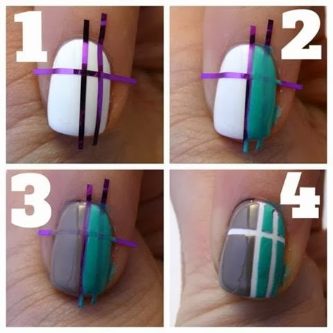 10 Most Amazing Step By Step Nail Art Design Techniques
