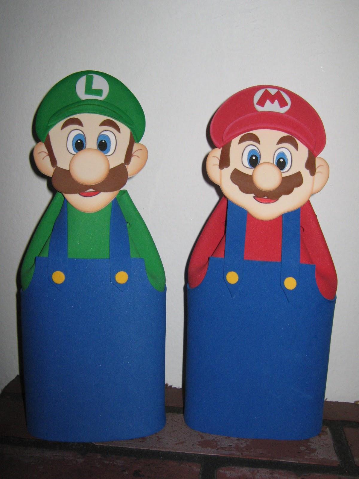 Joha Cumplea 241 Os Infantiles Super Mario Bros