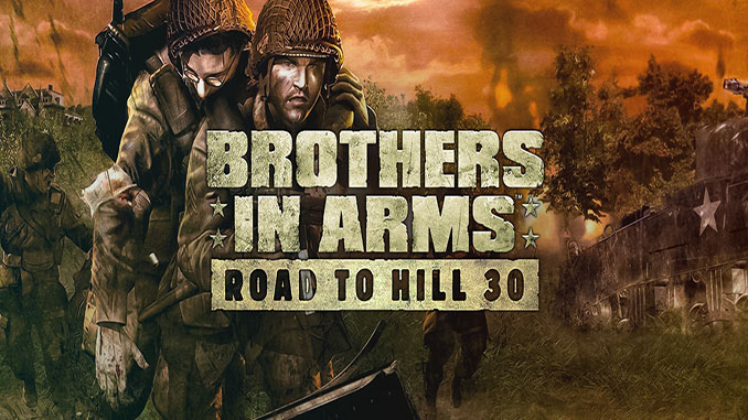 Brothers in Arms: Road to Hill 30 PC Game Download