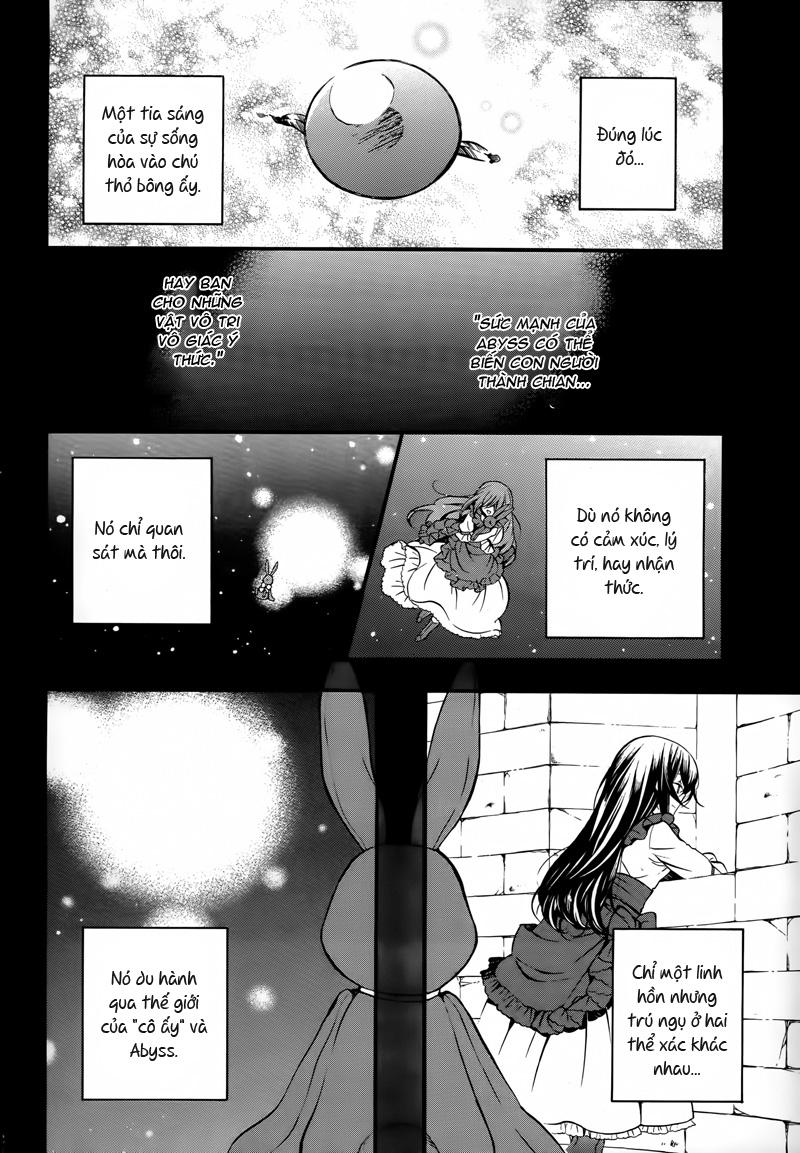 Pandora Hearts chương 071 - retrace: lxxi black rabbit trang 9
