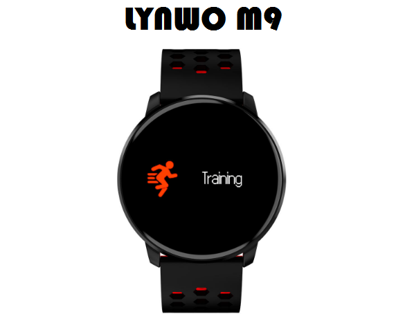 LYNWO M9 a Cheap smartwatch Specs