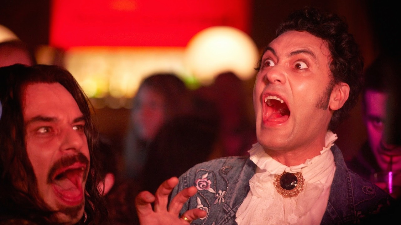 Jemaine Clement Taika Waititi | What We Do in the Shadows