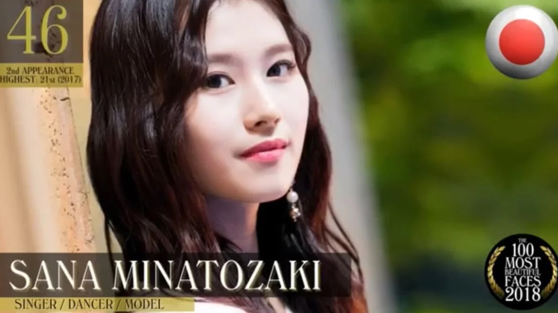 Tzuyu TWICE Masuk Dalam Kategori Wanita Tercantik No 2 Sedunia, Siapa Yang Pertama?