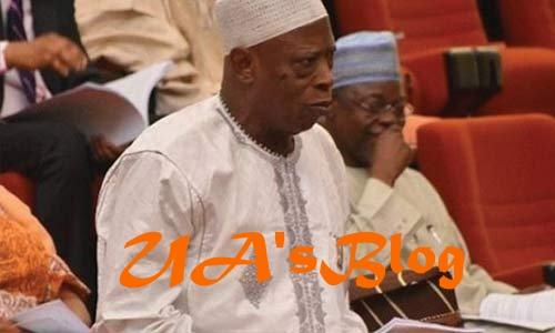 Senator Adamu reveals what Saraki told him about Dino Melaye