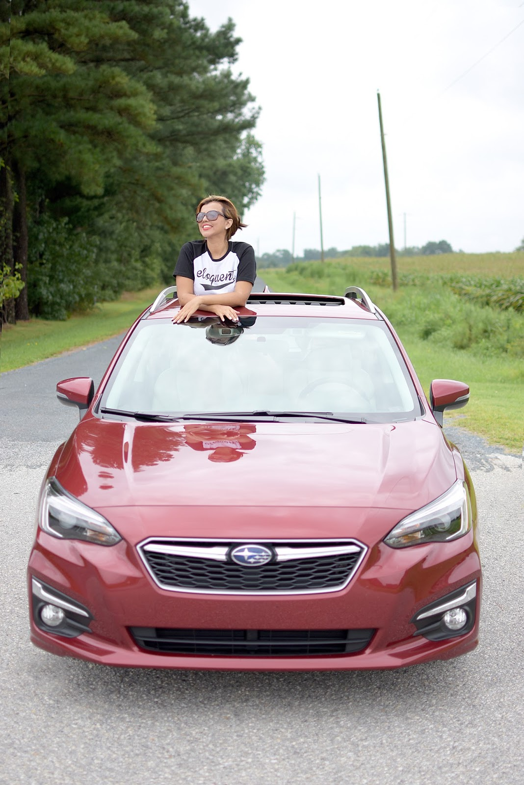 Summer Road Trip with Subaru by Mari Estilo