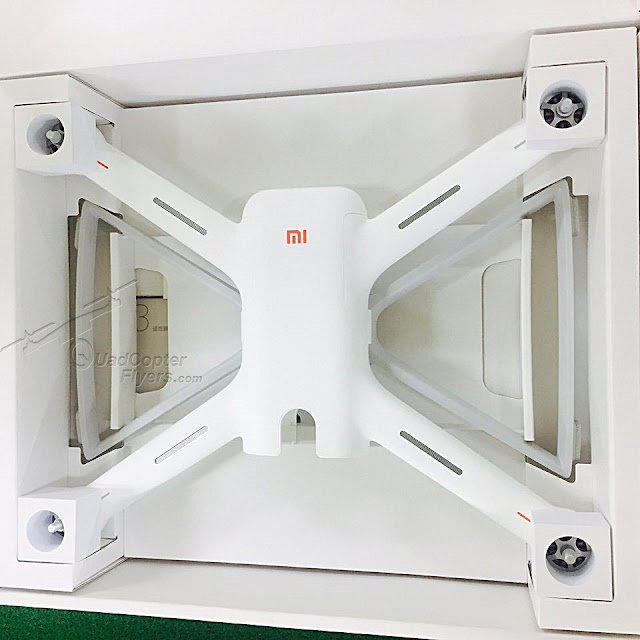 Xiaomi Mi Drone 1080P Quadcopter White out of Box