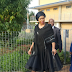 Pics of  Ayanda Ncwane makes first public appearance since Sfiso's death