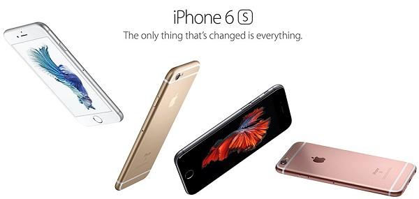 iPhone 6S khóa mạng
