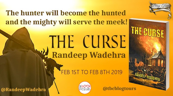 Blog Tour: The Curse by Randeep Wadehra