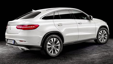 2017 2016 Mercedes Benz Gle Coupe Design Review