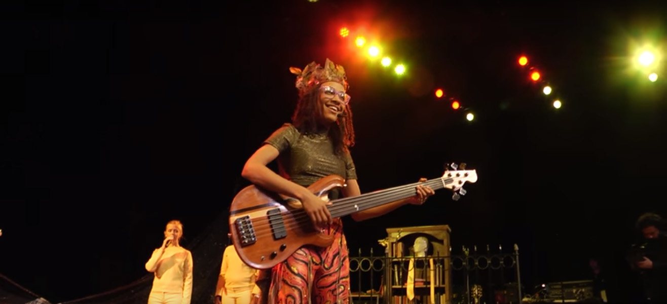 Recommended Viewing: Esperanza Spalding Presents Emily's D+Evolution