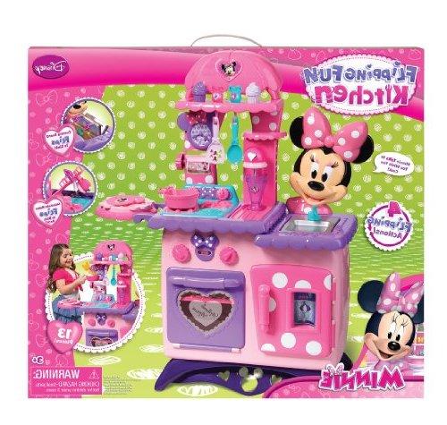 Minnie Mouse Flippin Fun Kitchen