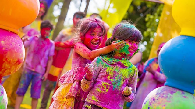 Holi 2018 Images wishes