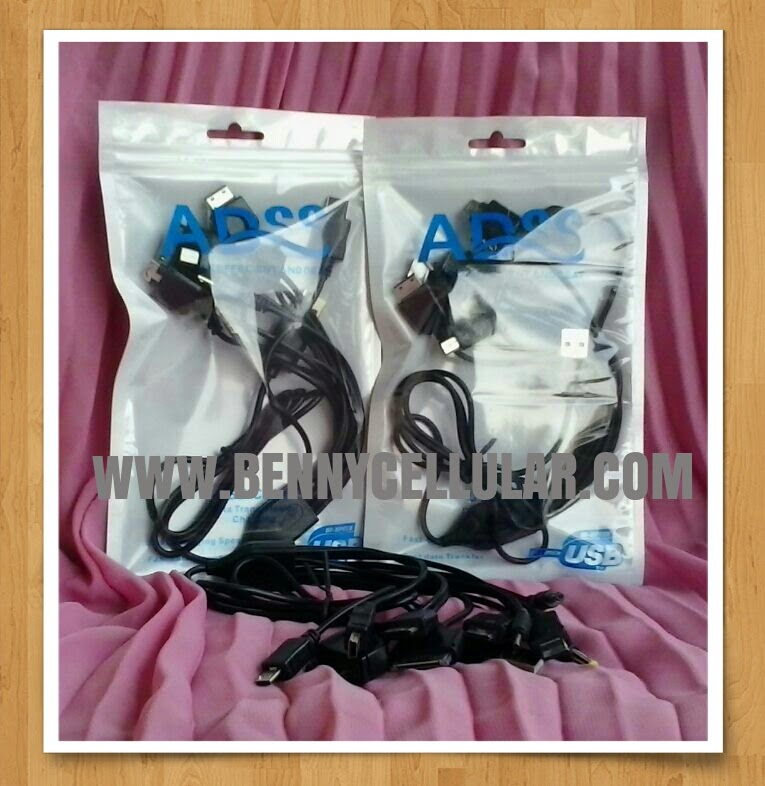 KABEL USB CONECTOR 10 IN 1