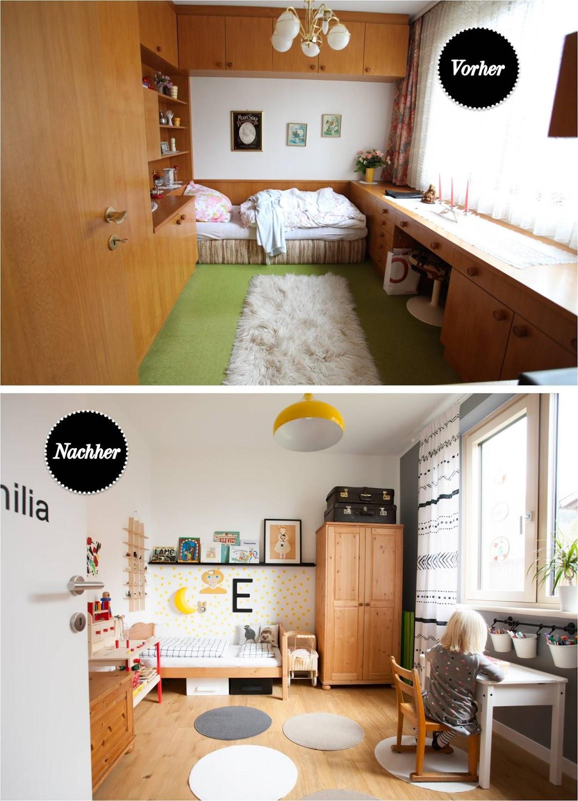 vorher nachher emmis reich und vier diys wohnprojekt wohnblog f r interior diy und lifestyle. Black Bedroom Furniture Sets. Home Design Ideas