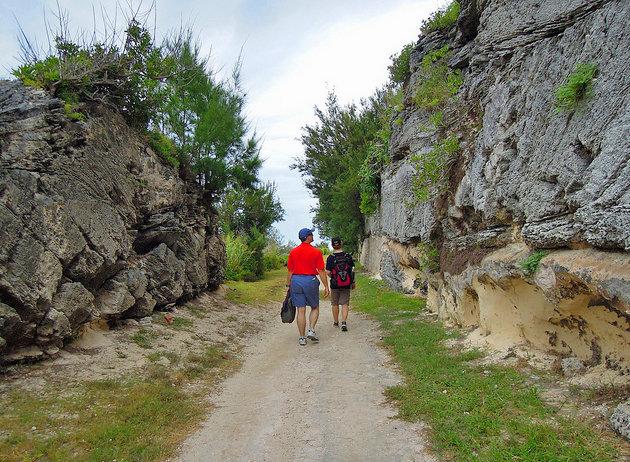 Bermuda Railway Trail