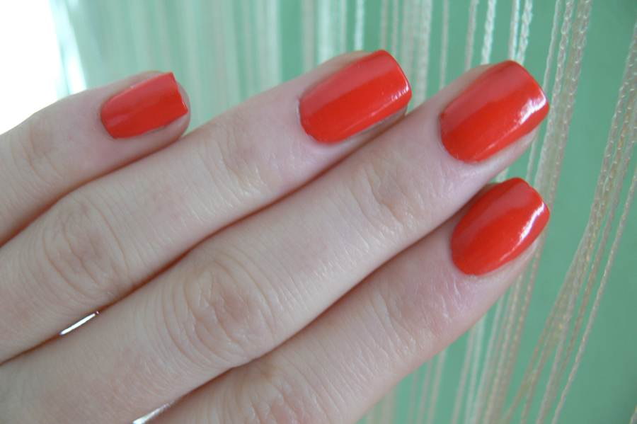 Avon Gel Finish Orange Crush lakier żelowy