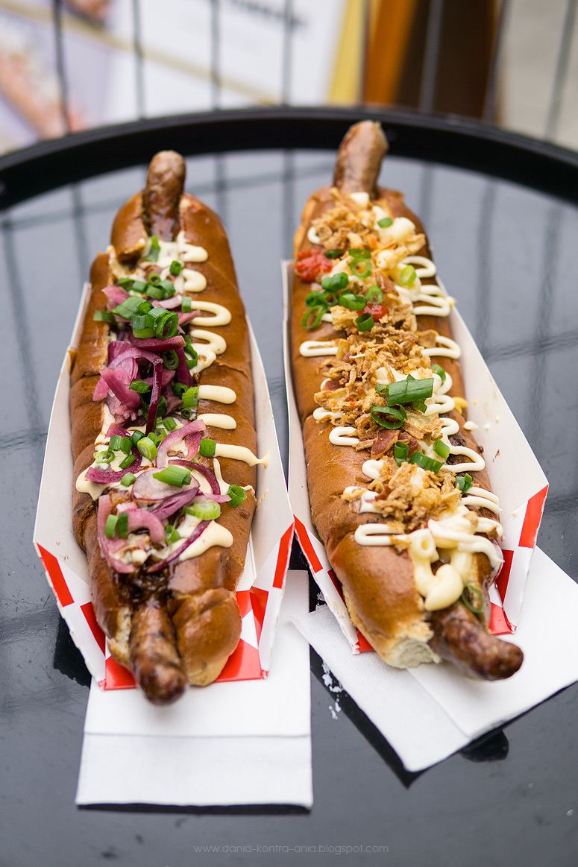 najlepsze hot dogi w Krakowie