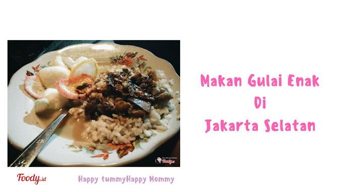 Makan Gulai Enak Di Jakarta Selatan