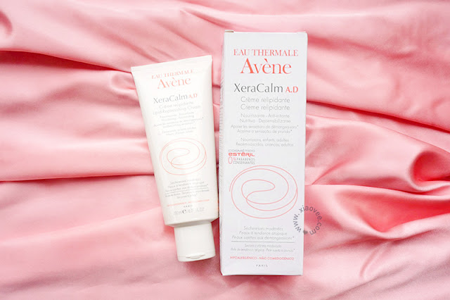 Avene XeraCalm A.D Lipid Replenishing Cream Review, Avene XeraCalm A.D Lipid Replenishing Cleansing Oil Review, Avene Review, Avene Indonesia Review, Avene Review Bahasa Indonesia, Review Pelembab Avene, Review Cleansing Oil Avene