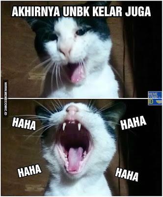 12 Meme 'UNBK' Ini Kocaknya Bikin Ketawa Lepas