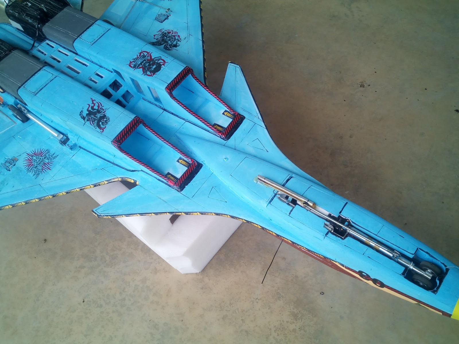 Images of Scratch Built Rc Airplanes - #rock-cafe