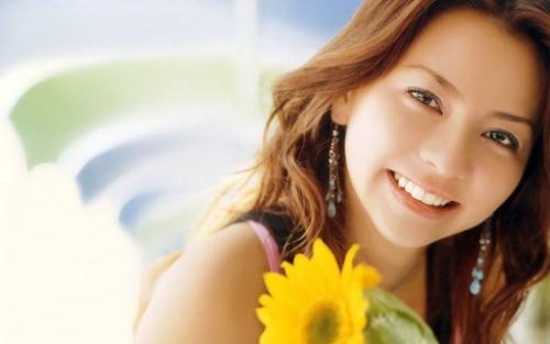 Karina Nose Model Jepang Tercantik dan Paling Hot saat ini
