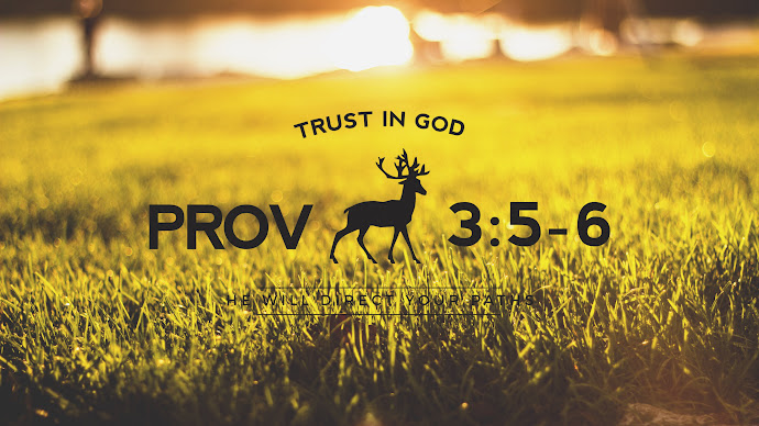 Wallpaper: Trust in God