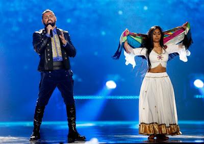 Pápai Joci, Eurovíziós Dalfesztivál 2017, Magyarország, Origo, 62. Eurovíziós Dalfesztivál, Celebrate Diversity
