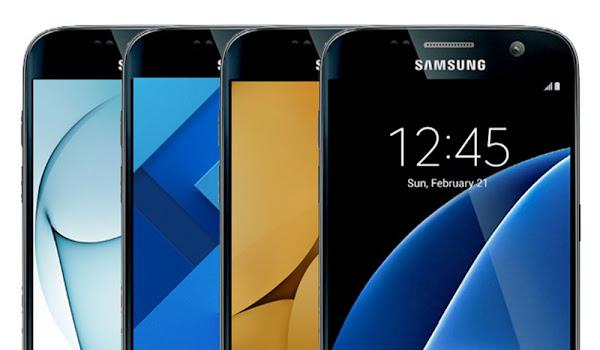 Samsung Galaxy S7 Orjinal Resimleri