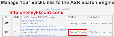 Mendapatkan backlink dari situs asr6