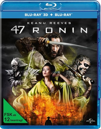 47 Ronin (2013) Dual Audio Hindi 720p BluRay x264 1GB ESubs Movie Download