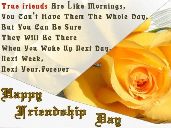 Happy Friendship Day Pictures 8