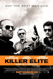 Sinopsis Film Killer Elite (2011)