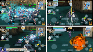 Download Game Naruto Shippuden Ultimate Ninja Impact untuk Android dan PC, Game Ninja Android, Game Naruto Shipuden