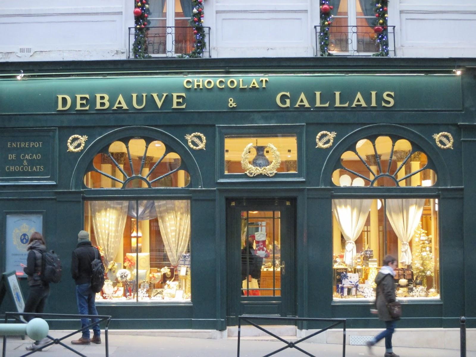 نتيجة بحث الصور عن Debauve et Gallais،