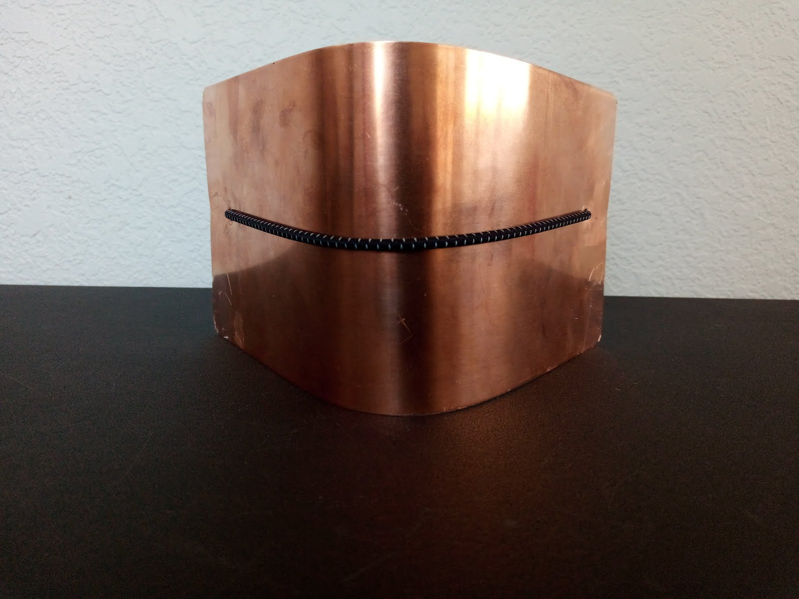 COPPER SURGICAL MASK
