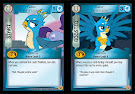 MLP Friends Forever CCG Cards