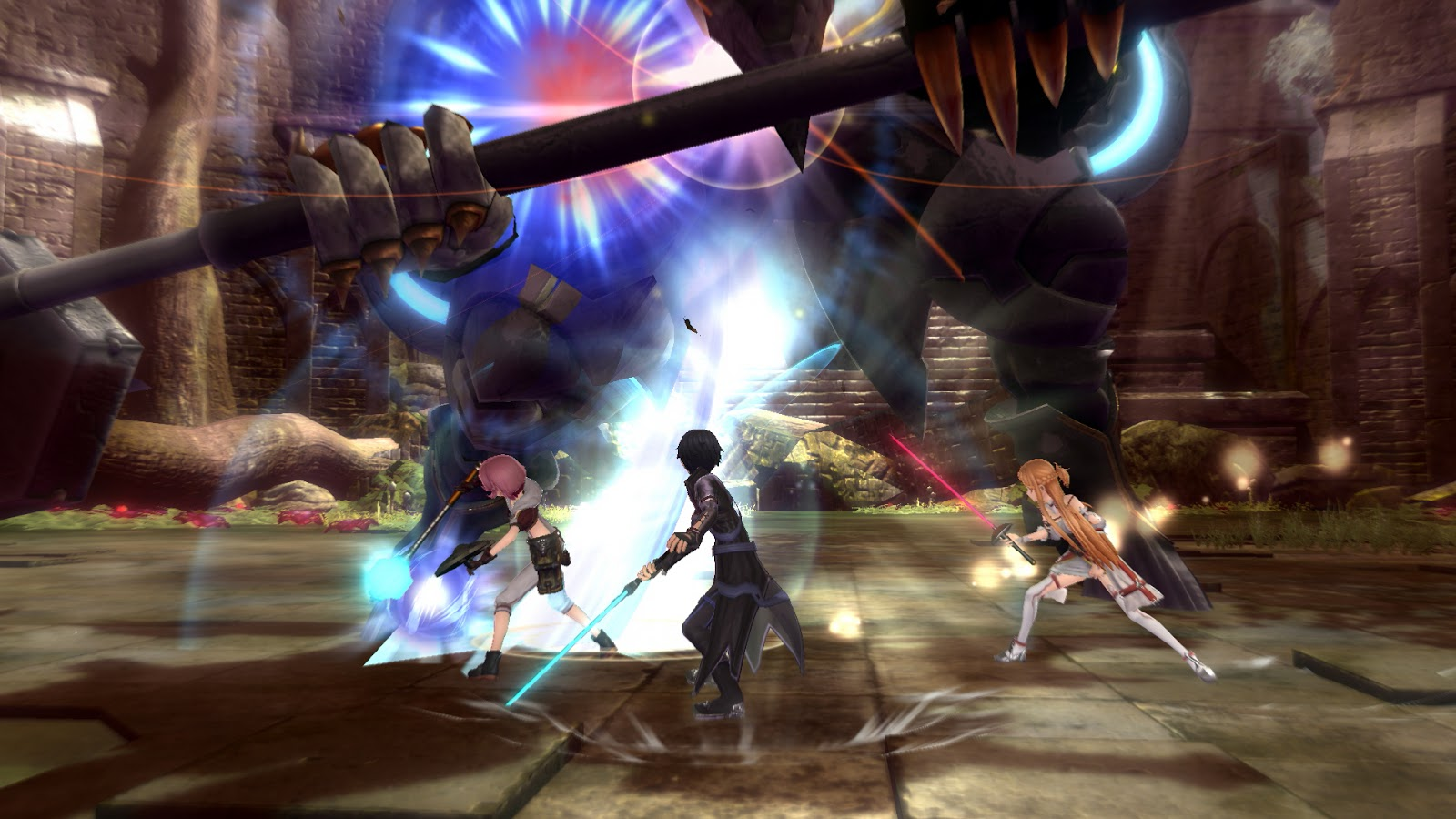 Review: Sword Art Online: Hollow Realization (Sony