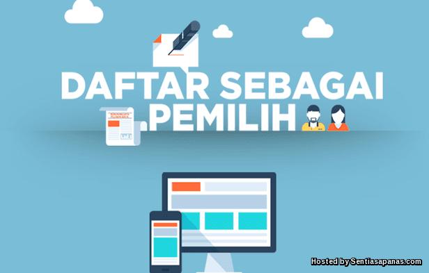 Cara Daftar Mengundi Dan Semakan Lokasi Pengundian Online Malay Berujar
