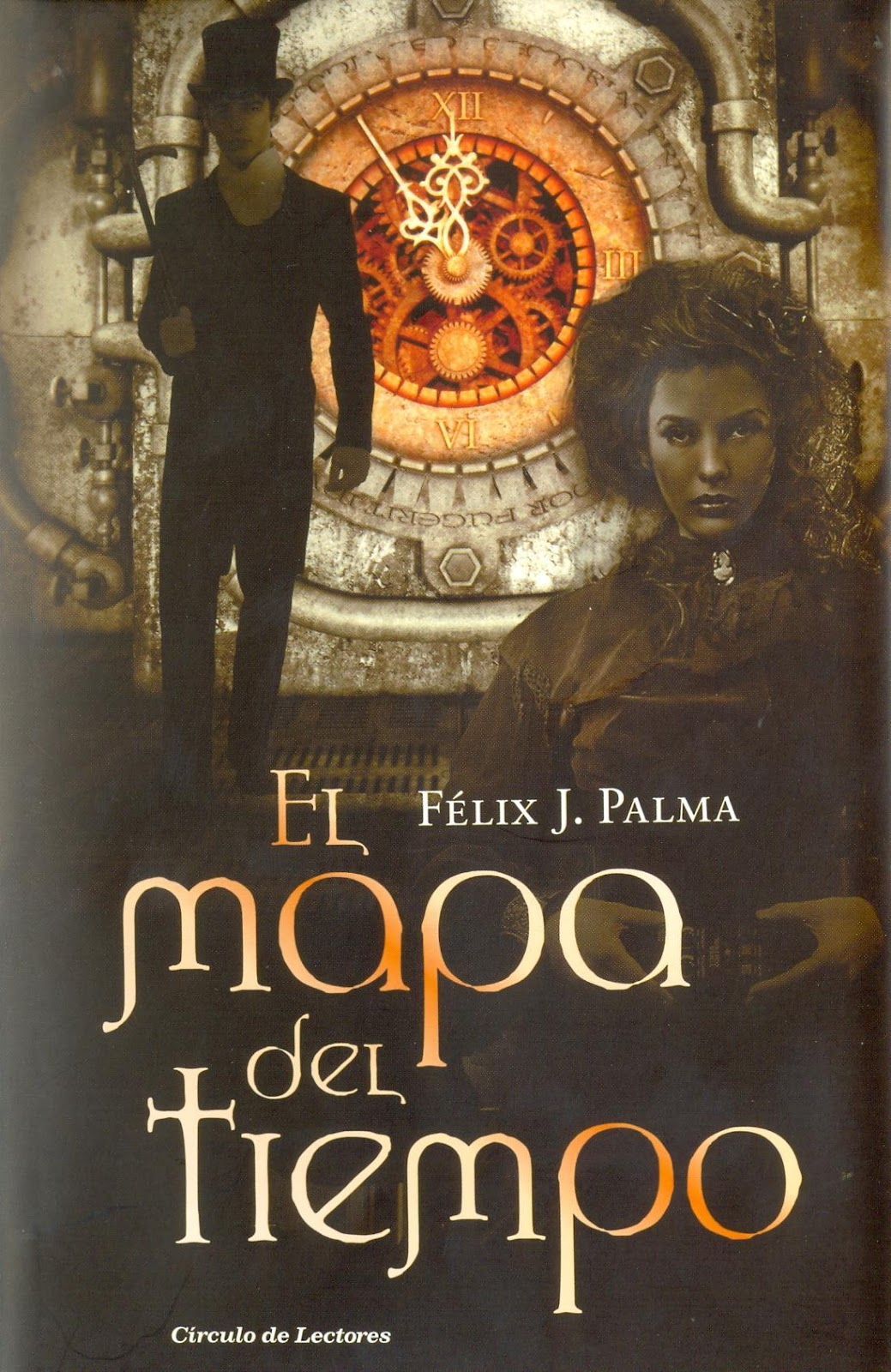 Felix J Palma Libros So Many Books So Little Time Mi Vida Sin Libros Los