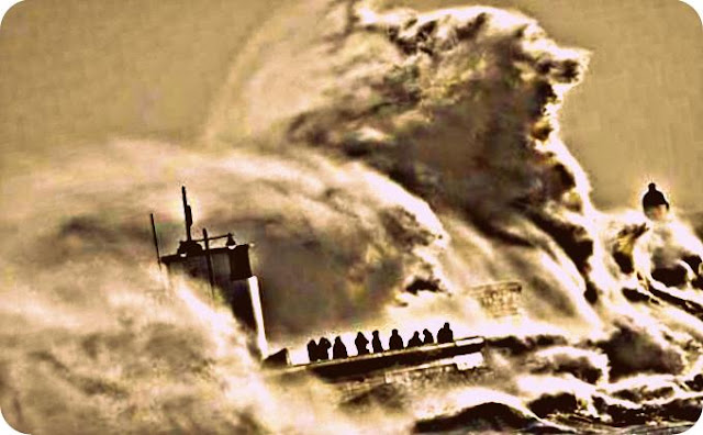 Yogyakarta Waspadai Gelombang Tinggi Laut Selatan