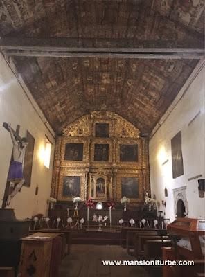 Templo de Santiago Apostol en Tupátaro, Michoacán