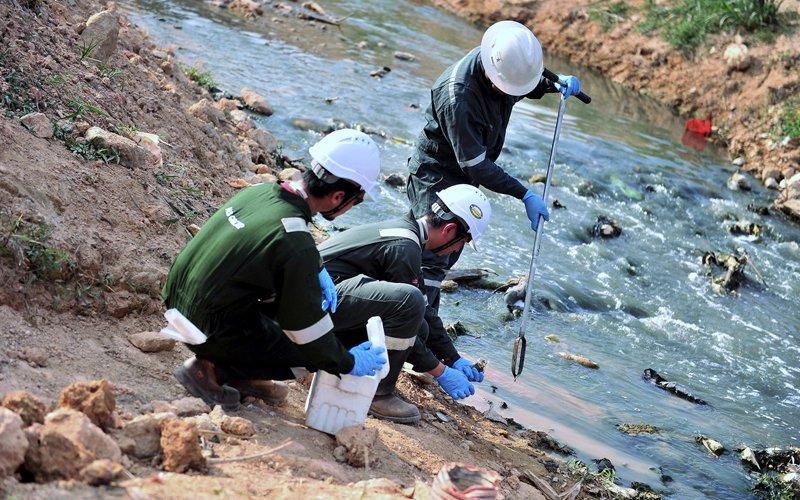 Isu Sungai Kim Kim - Polis Buru Pemilik Kilang Warga Singapura