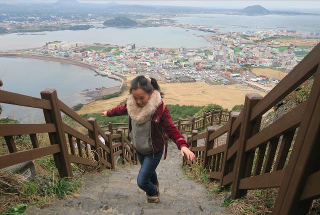 Seongsan Ilchulbong Jeju