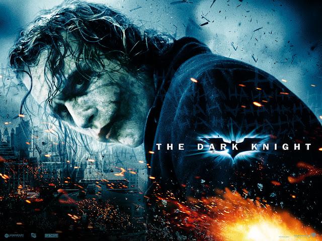 The Dark Knight 2008 Poster HD